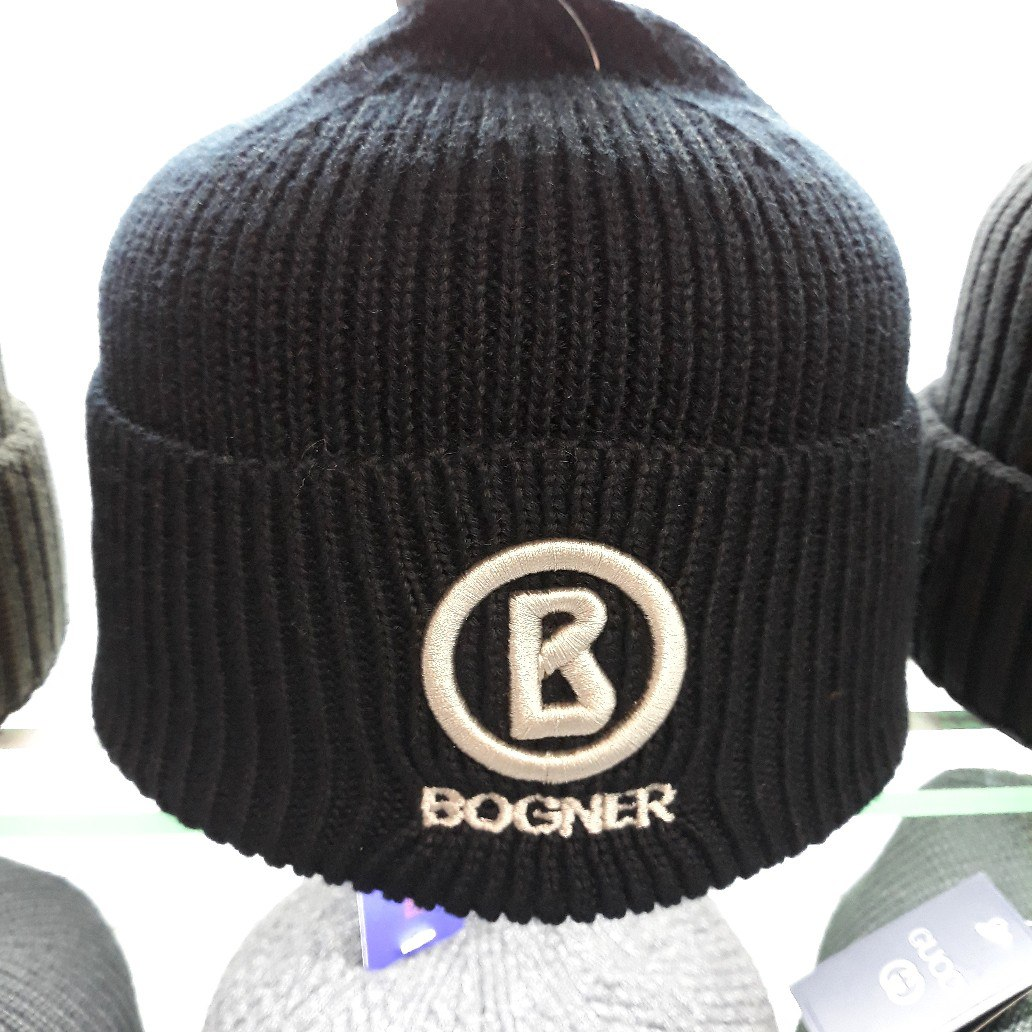 Шапка Bogner мужская  535034e8bdba8