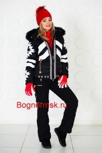женские горнолыжные костюмы зима 2018-2019
