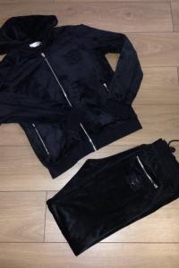 купить велюровый костюм черного цвета мужской