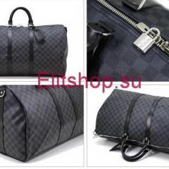 купить мужскую дорожную сумку Louis Vuitton