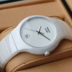 Женские часы Rado белого цвета