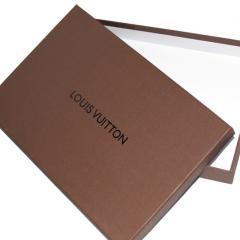 Шаль Louis Vuitton Monogram lurex красного цвета