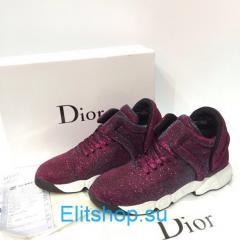 купить женские кроссовки Dior интернет магазин