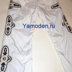 купить лыжные женские штаны Bogner белого цвета