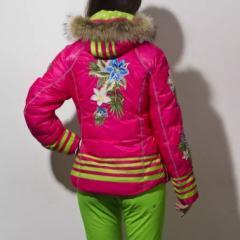 Костюм Bogner горнолыжный женский костюм