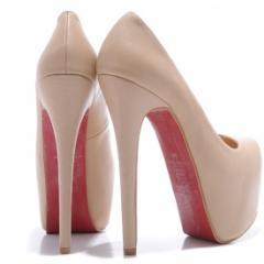 Туфли Christian Louboutin натуральная кожа