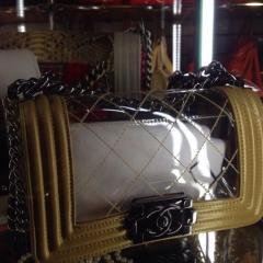 купить сумку chanel Boy оригинал интернет магазин