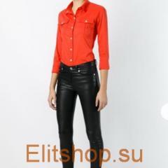 купить рубашку женскую balmain копия в интернет магазине