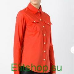 Рубашка женская Balmain классическая