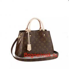 купить сумку Louis Vuitton Montaigne BB оригинал
