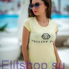 купить футболку женскую philipp plein