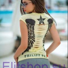купить модную футболку с принтом в интернет магазине