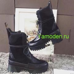 купить ботинки louis vuitton на платформе интернет магазин
