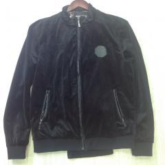 купить велюровый мужской костюм черного цвета