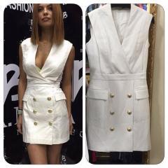 купить платье balmain оригинал в интернет магазине