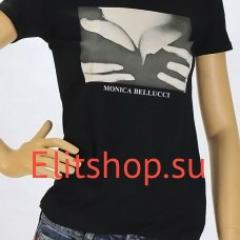футболка с грудью