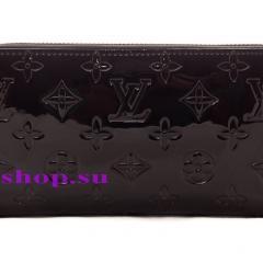 купить женский кошелек Louis Vuitton Vernis интернет магазин