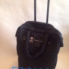 купить дорожную сумку шанель на колесиках в интернет магазине