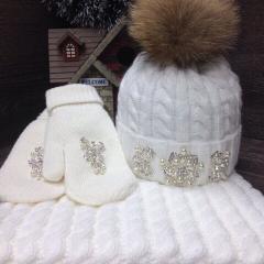 Купить женскую шапку Шанель