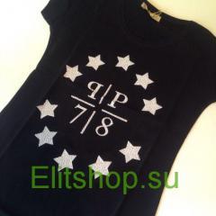 купить футболку женскую модные новинки 2017 интернет магазин в Москве