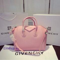 купить сумку Givenchi розового цвета интернет магазин