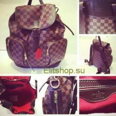купить рюкзак женский Louis Vuitton недорого в Москве интернет магазин
