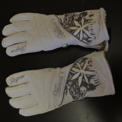 перчатки богнер белого цвета купить