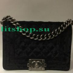купить сумку Chanel из натуральной кожи в интернет магазине