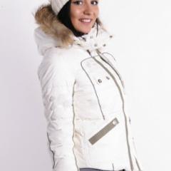 купить куртку bogner белую в интернет магазине