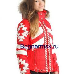купить куртку bogner красного цвета интернет магазин