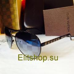 купить мужские очки Louis vuitton socoa damier в интернет магазине в Москве
