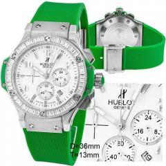 купить женские часы с хронографом hublot интернет магазин