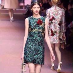 купить платье dolce gabbna 2016 недорого в Москве интернет магазин
