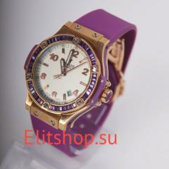 купить женские часы хаблот со стразами в интернет магазине