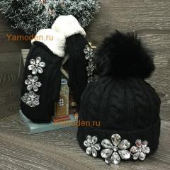 купить шапку и шарф в интернет магазине