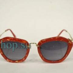 Очки Miu Miu Angled Sunglasses