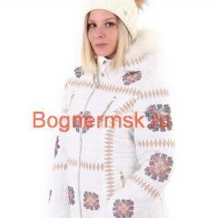 купить женский лыжный костюм белого цвета в москве в сочи в новосибирске