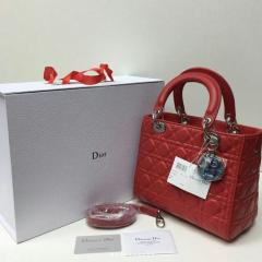 купить сумку Dior люкс качество натуральная кожа