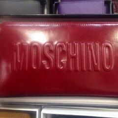 купить кошелек Moschino