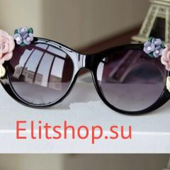 купить очки с цветами DG интернет магазин