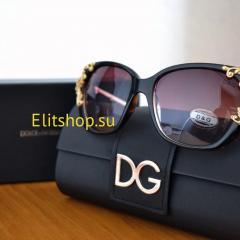 купить солнцезащитные очки Dolce Gabbana с узорами