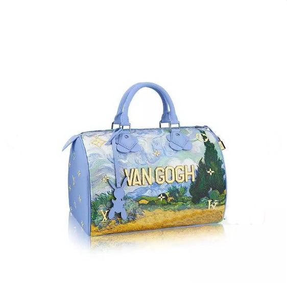 e58c0a462ff4 Сумка Louis Vuitton Speedy Van Gogh