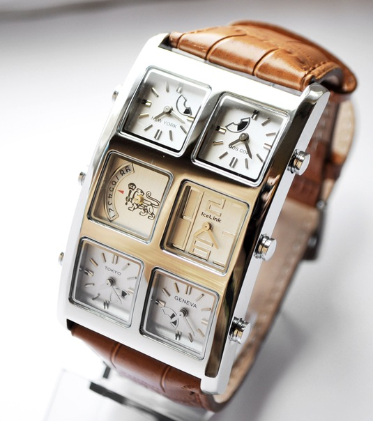 Где купить часы icelink6 time zone
