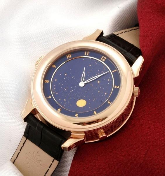 часы patek philippe sky moon tourbillon оригинал характеристики мизерное количество